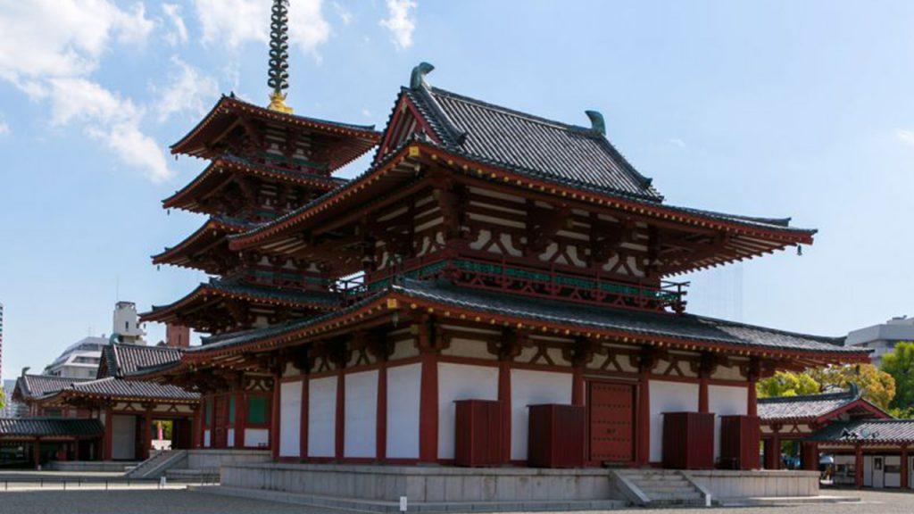 四天王寺中心伽藍