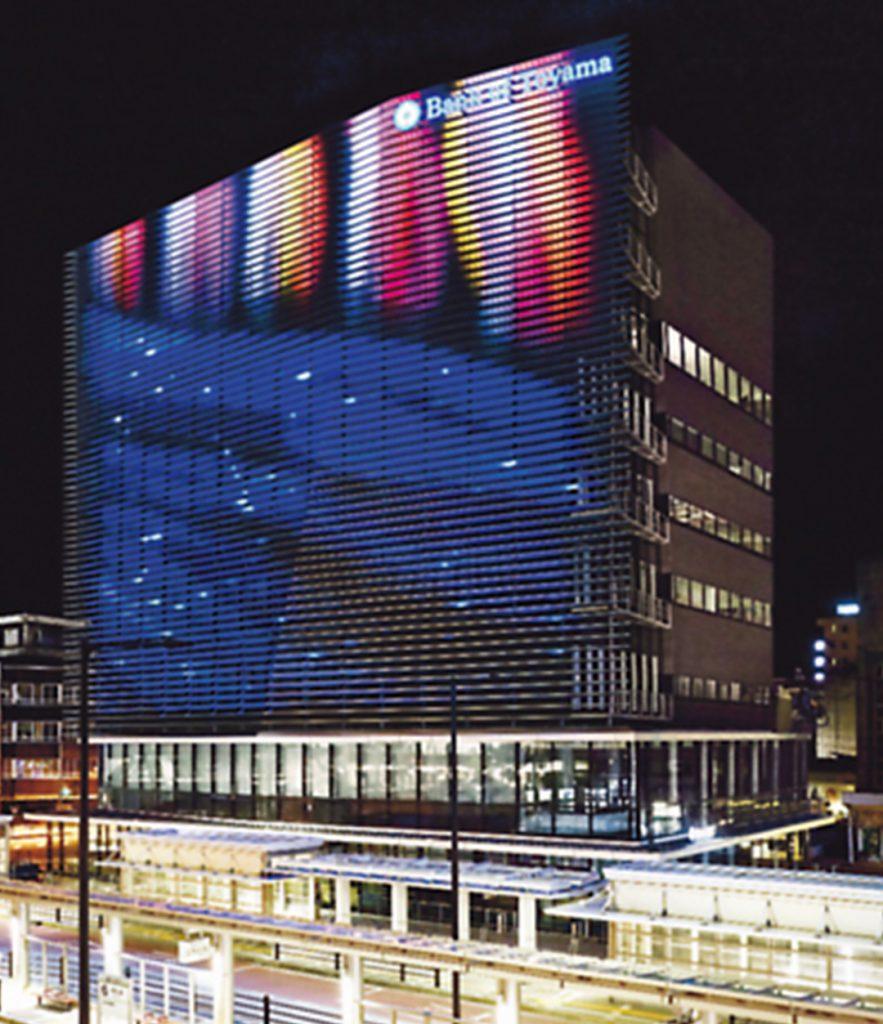 富山銀行本店